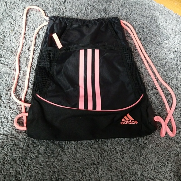 4a20074e19 adidas Handbags - Adidas drawstring bag